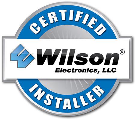Wilson Electronics Certified Installer